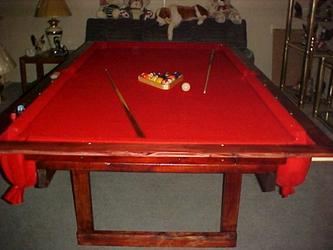 The Mundling Zone July - Pool table wanted